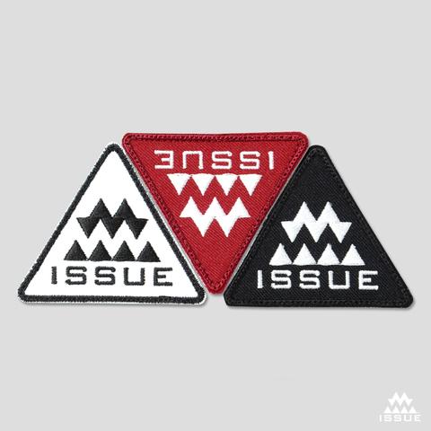 3MI トライ ロゴ刺繍 パッチ