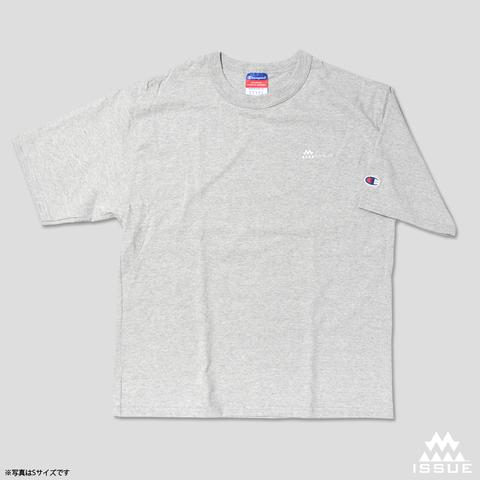 3MI ロゴ刺繍 Tシャツ チャンピオンボディ