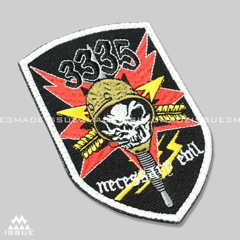 """""""Necessary Evil"""" ODA3335 ローカルパッチ"""