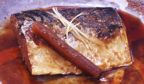 鯖蒡(さばぼう) 鯖と牛蒡の味噌仕立て