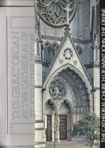The Cathedral Church of Saint John The Divine in NewYork
