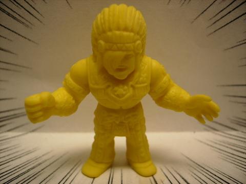 キン消しP29ジェロニモH黄