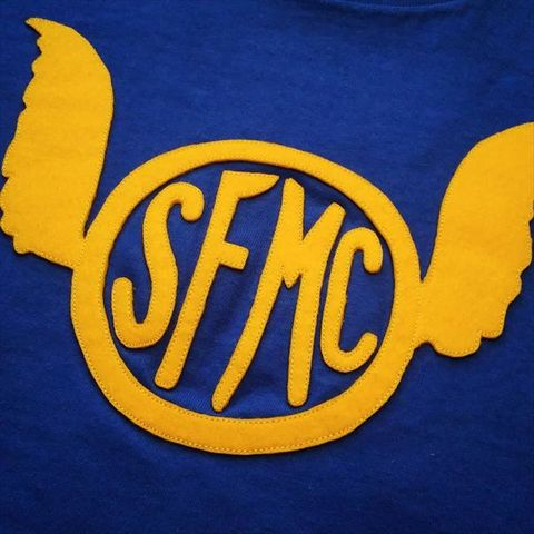 "8 Sewing Co. ""SFMC"" T-Shirts"