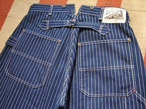Double Knee Work Pants by HOOKLESS LOT1052