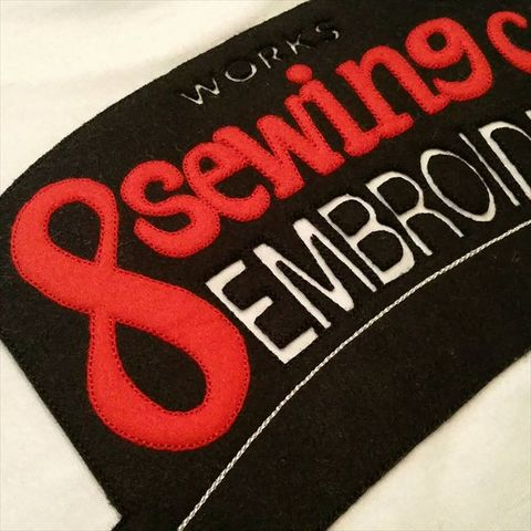 """8 Sewing Co. """"HAT"""" T-Shirts"""