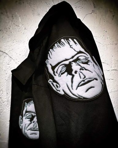 """Frankenstein Custom Jacket"""