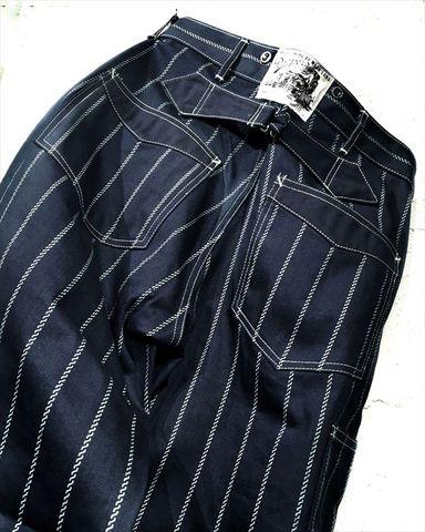 "Dapper's ""Classical Railroader Work Pants LOT1270"""