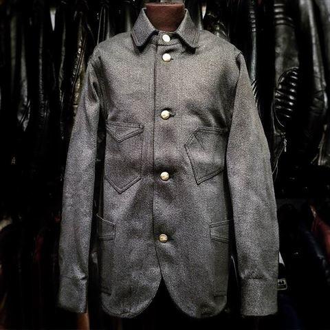 """Dapper's """"Classical Railroader Coverall Jacket LOT1268"""""""