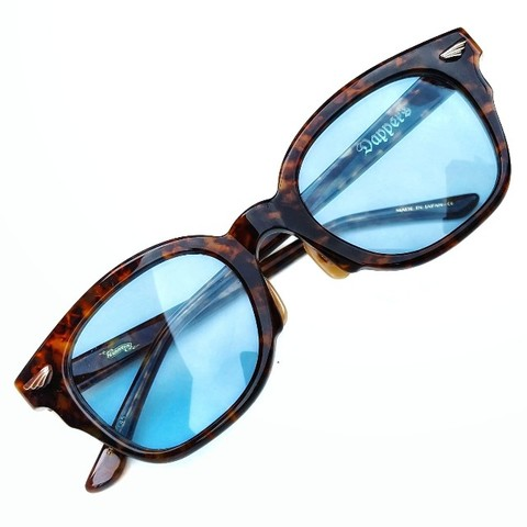 "Dapper's × Groover Wname Eyewear ""Crater"""