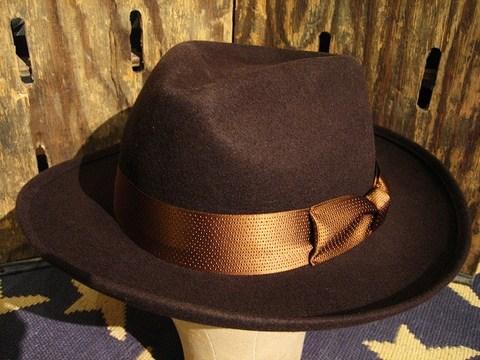 """SPEIER'S """"LONG BRIM FELT HAT"""""""