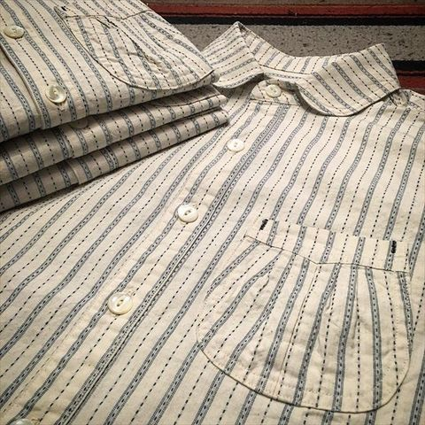 Dapper's Classical Round Collar Shirts LOT1169