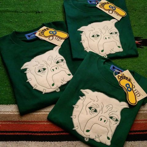 "8 Sewing Co. ""Bull Dog"" T-Shirts"