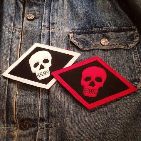 "8 Sewing Co. ""Rhombus Skull"""