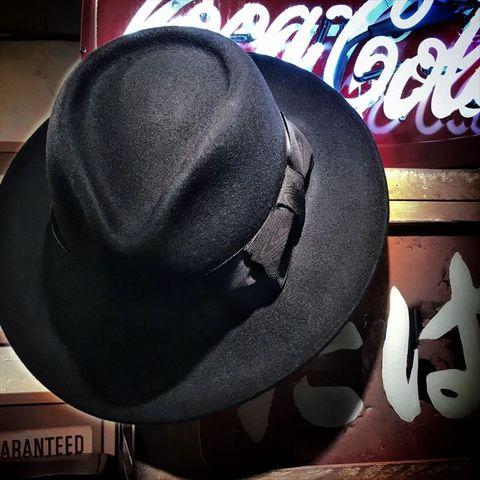 "Dapper's ""Classic Rabbit Fur Hat LOT1289"""