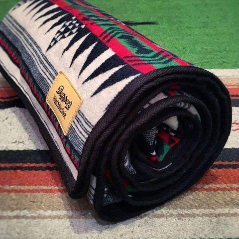 Dapper's Native Pattern Blanket LOT1290