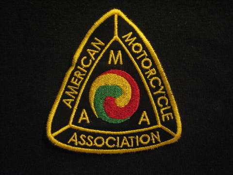 """AMA"" TRIANGLE PATCHI"