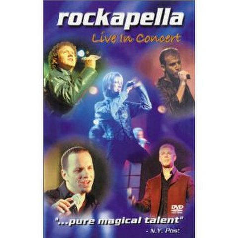 Rockapella : In Concert [NTSC] (Used)