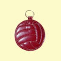 キーホルダー バレーボール型
