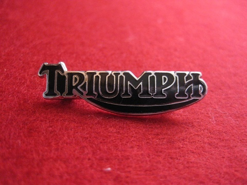 <BADGE>TRIUMPH outline