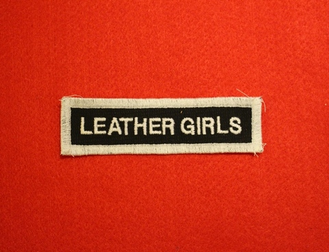 <PATCH> LEATHER GIRLS