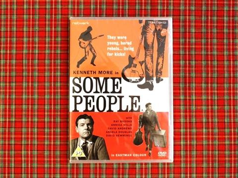 DVD [SOME PEOPLE] PAL仕様