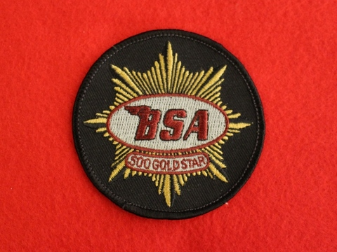<PATCH> BSA Gold Star