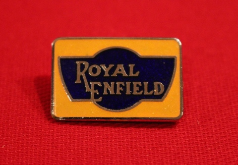 <BADGE> ROYAL ENFIELD