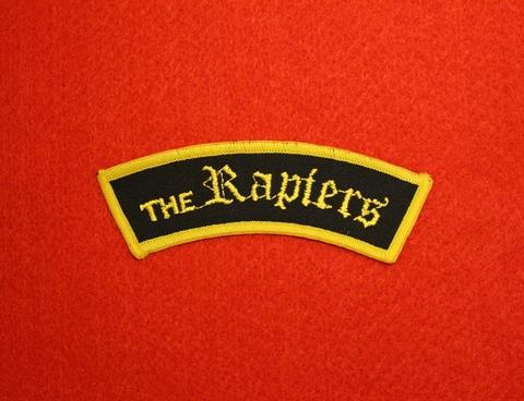 <SHOULDER PATCH> THE RAPIERS