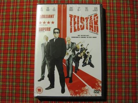 DVD [TELSTAR] PAL仕様
