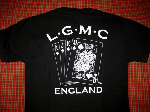 <ACE OF SPEED> L.G.M.C T-SHIRT