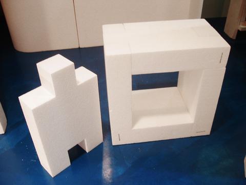 Agra Block 4piece set