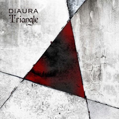 DIAURA 3rd Full Album「Triangle」(通常盤)