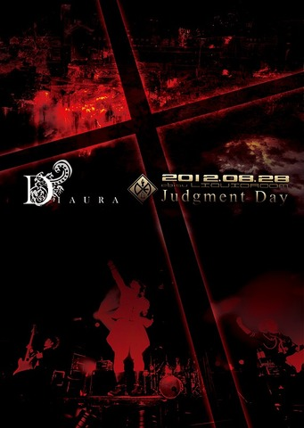 2012.08.28 ebisu LIQUIDROOM ONEMAN LIVE DVD「Judgment Day」