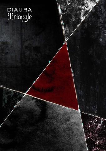 DIAURA 3rd Full Album「Triangle」(初回限定A-TYPE盤)(CD+DVD2枚組)