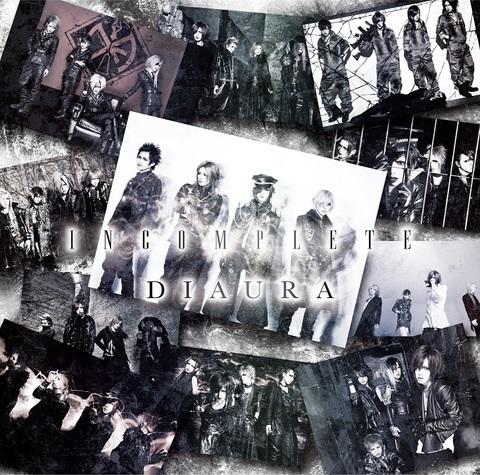 DIAURA BEST ALBUM 「INCOMPLETE」【初回豪華盤】