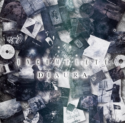 DIAURA BEST ALBUM 「INCOMPLETE」【通常盤】