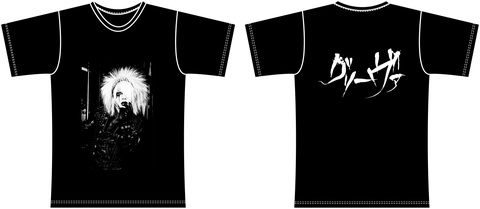 グリーヴァ メンバーTシャツ(スマホリング付き)