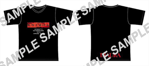 DIAURA 「Enigmatic Metamorphose」Tシャツ