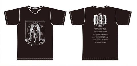 DIAURA 「M.A.D.」Tシャツ