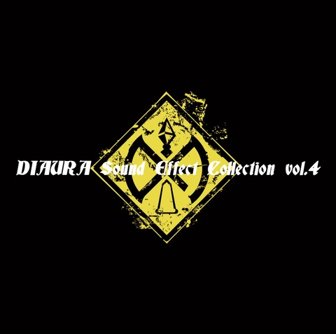 DIAURA 『DIAURA Sound Effect Collection vol.4』