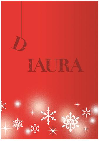 DIAURA サンタパンフレット