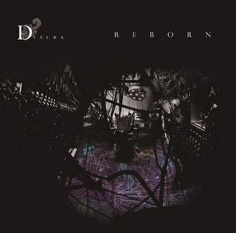 DIAUR 2nd MINI ALBUM 「REBORN」通常盤 C TYPE