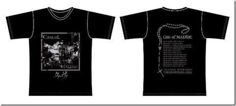 グリーヴァ 「Case of MAD[ist]」Tシャツ
