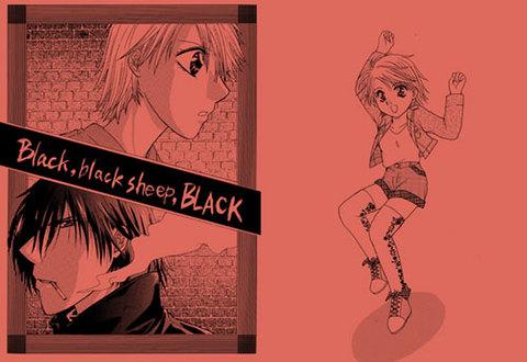 Black,black sheep,BLACK(DL版)