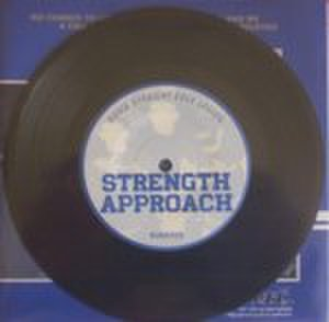 "【中古】Esteem /  Strength Approach   ‎– Roma Vs. Naples Split  7""【レア】dnt250"