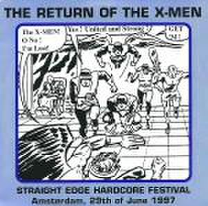 【中古】Various ‎– The Return Of The X-Men 7''(Orig Double 7'')