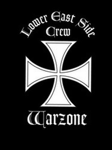 Warzone - cross T shirt