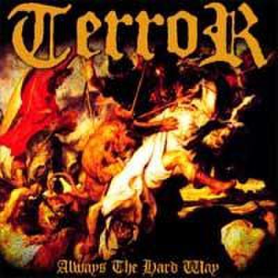 Terror - Always the hardway CD dnt50