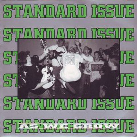 【中古】Standard Issue - As we Grow 7' dnt500'