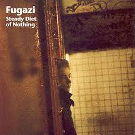 【中古】Fugazi - steady diet of nothing CD